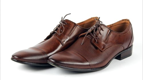 1a8510ee8a81 Pánske hnedé spoločenské kožené topánky zn. Lavaggio-Obuv Carmen