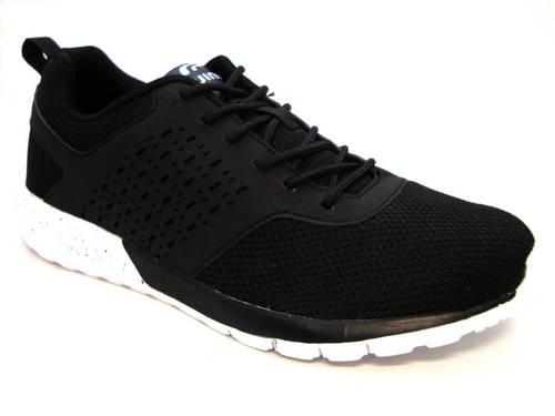 3677589831 Pánske športové čierne botasky zn. Wink - Obuv Carmen