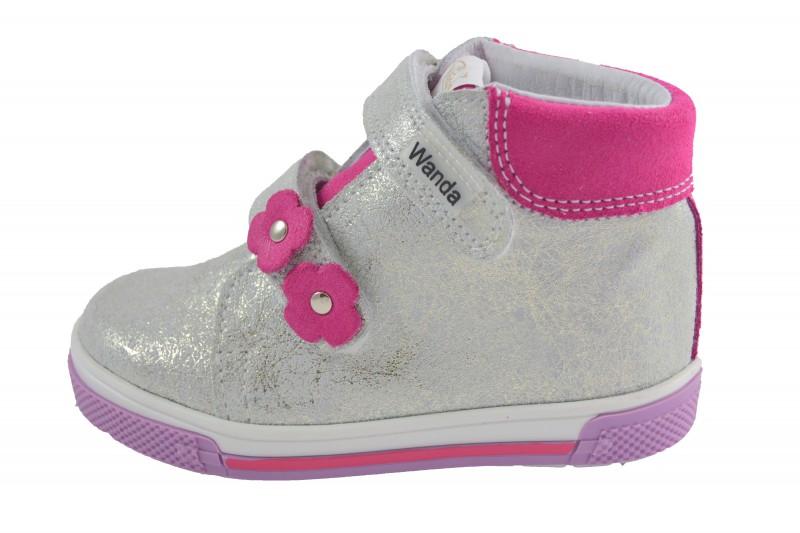 Wanda-dievčenské kotníkové topánky - Obuv Carmen 39a8c04af12