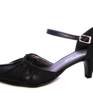 f9fe35c5948c Dámske sandálky na nízkom podpätku zn. Gift - Obuv Carmen