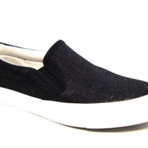 Dámske textilné čierne tenisky zn.Big Star - Obuv Carmen 98042d70ab0