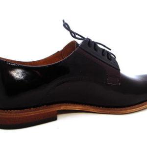 34c9c630f2 Luxusné pánske lakované topánky s koženou podrážkou - Obuv Carmen