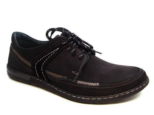 27c8516e290f Klasické čierne športovo-elegantné pánske šnurovacie topánky - Obuv ...