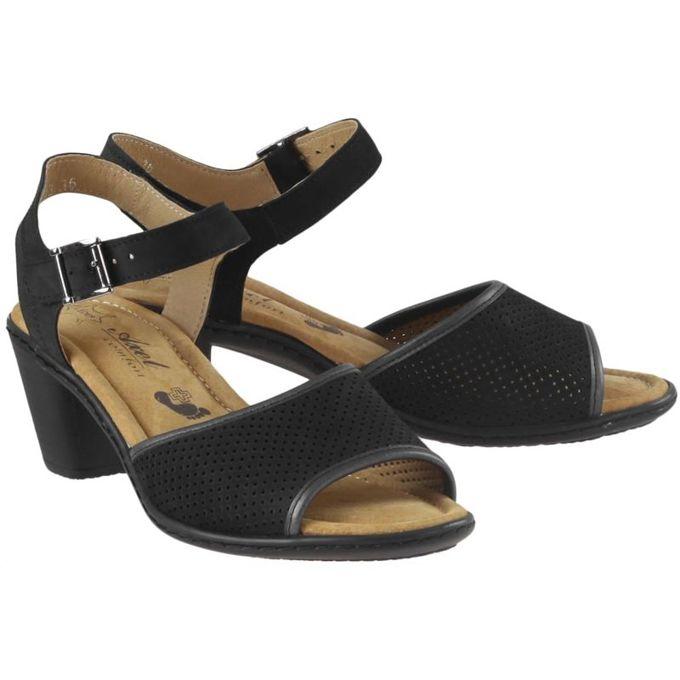 a0a88db355169 Pohodlné zdravotné vychádzkové sandále na voľný čas - Obuv Carmen