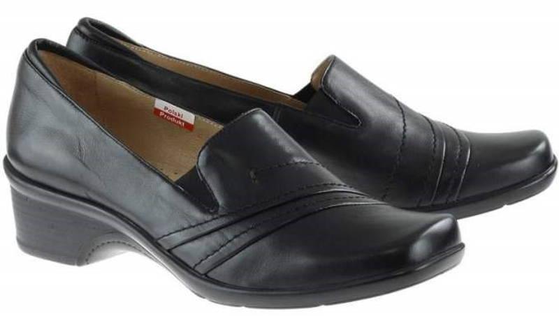 c447ca71f018 AXEL-čierne zdravotné vychádzkové topánky - Obuv Carmen