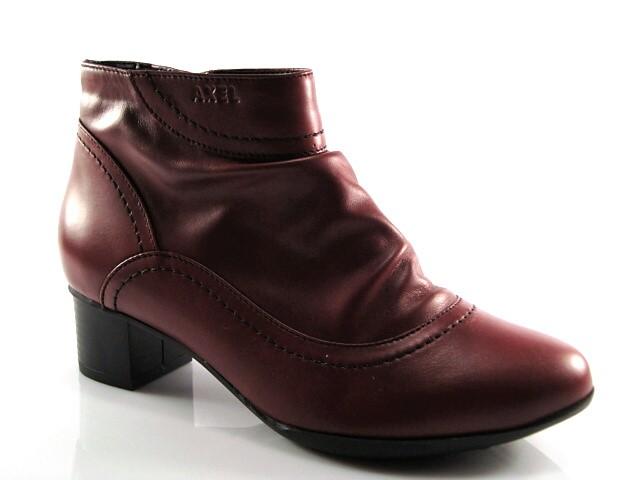 fd02362fe85a Axel-zdravotná kožená zimná kotníková obuv-Obuv Carmen