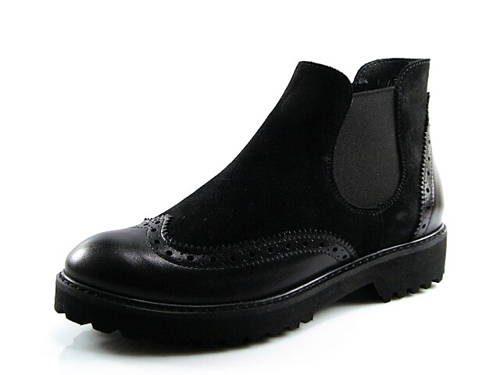 aa6a89f0a Kvalitné nízke čierne kotníkové topánky