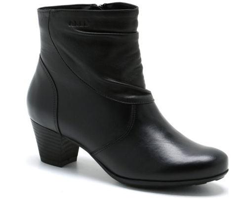 Zdravotná kožená zimná kotníková obuv zn.Axel 84276e6ad2a