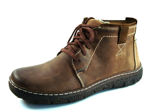b7abb1f7e849 Pánske zateplené kožené topánky v dvoch farbách-Obuv Carmen