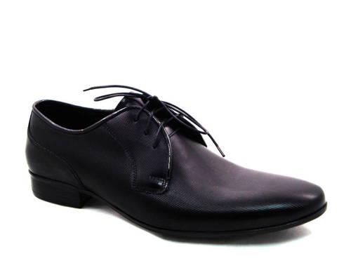 8fcc3600266e Luxusné čierne kožené topánky zn. Lavaggio - Obuv Carmen