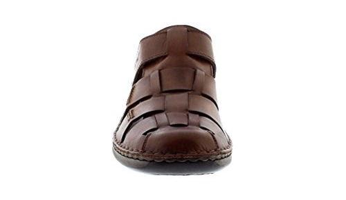 bcd3055a6959 Rieker-pánske hnedé uzatvorené sandále - Obuv Carmen