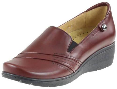 7a8382b631225 AXEL- bordové zdravotné vychádzkové topánky-Obuv Carmen