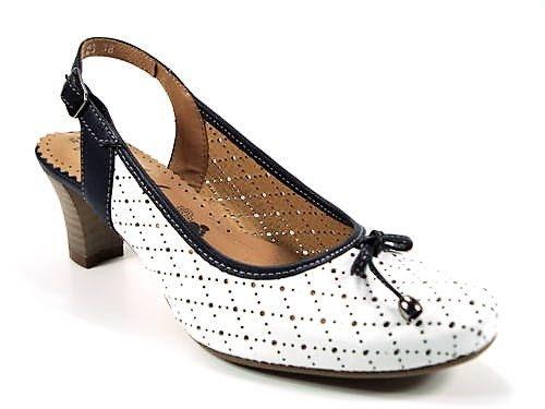 a6451122adbb9 AXEL-bielo/modré zdravotné vychádzkové sandále